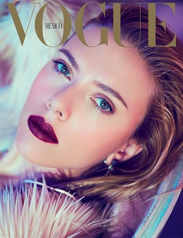 Vogue Mexico 2013 ,  Vogue Mexico , New Photos 2013, Scarlett Johansson , Скарлетт Йоханссон