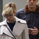Скарлетт Йоханссон была замечена в Париже на этой неделе