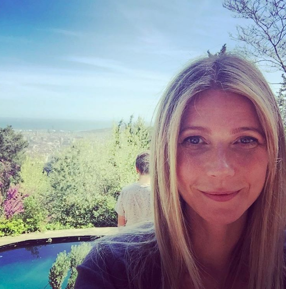 Gwyneth paltrow instagram