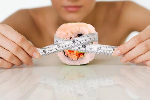 Диета на суши: как быстро похудеть