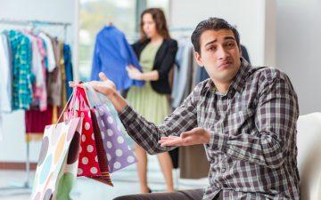 Шопинг с мужем: советы психолога