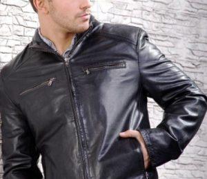 Какие модели кожаных курток популярны у мужчин