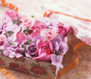 Цветы – как подарок