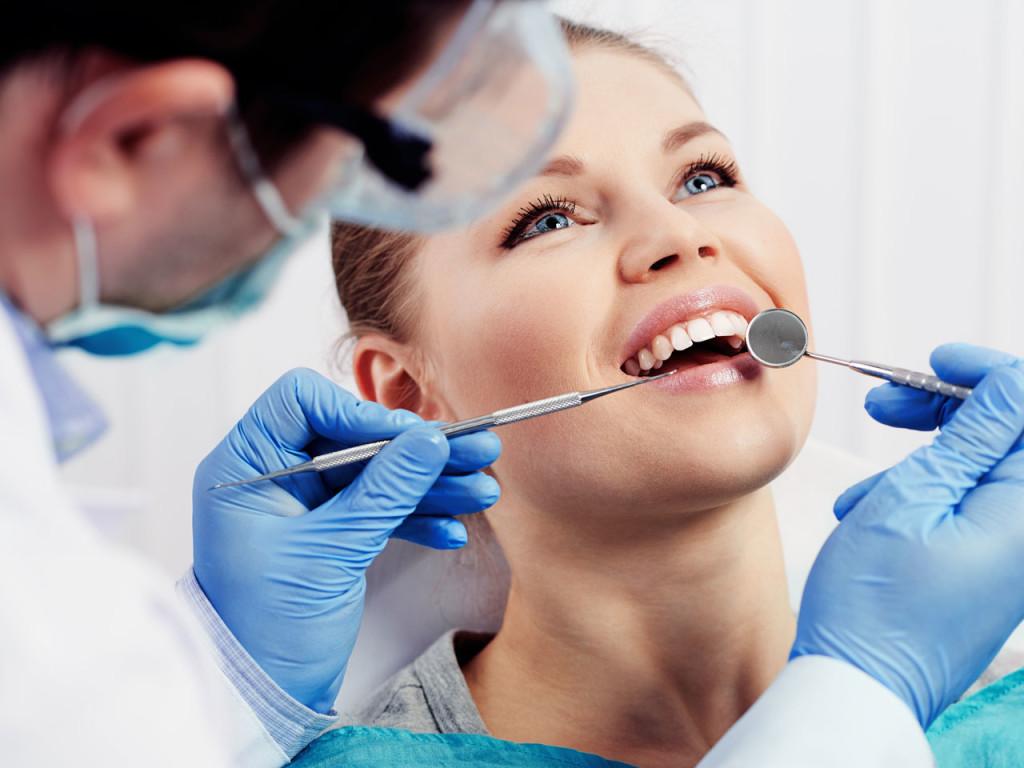 Стоматология. Профессиональные услуги